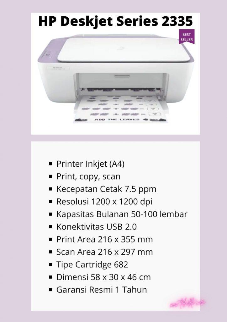 Printer multifungsi