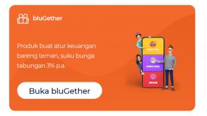 bluGether salah satu layanan dari Ekosistem digital blu
