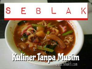 Seblak: Rahasia Usaha Kuliner Tanpa Musim