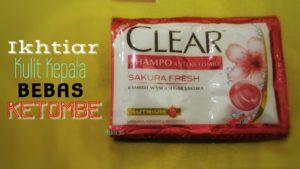 CLEAR Baru! Rambut Sehat Wangi Sakura