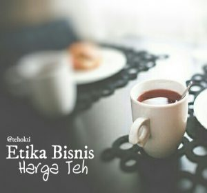 Wirausaha Baru Jabar 2018: Etika Bisnis dari Harga Teh