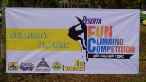 Fun Climbing: Keseruan Piknik, Sambil Belajar Panjat Tebing
