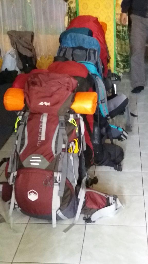 Dengan mengetahui teknik packing, bisa menghemat bawaan dan bada tetap sehat