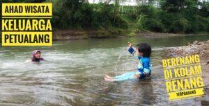 Berenang di Kolam Renang Terpanjang