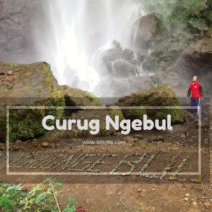 Curug Ngebul: Wisata Tersembunyi di Perbatasan Cianjur Bandung