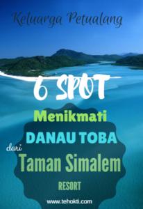 Enam Spot yang Bikin Keluarga Petualang Makin Kesengsrem Menikmati Keindahan Danau Toba dari Taman Simalem Resort