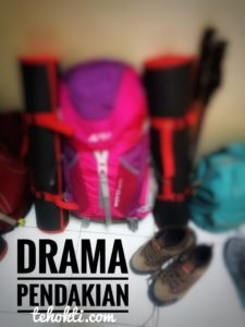 Drama Pendakian