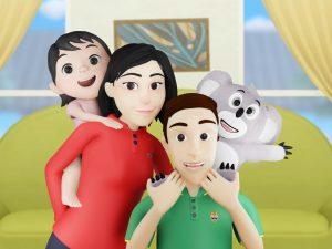 Me time keluarga dengan Hoala & Koala