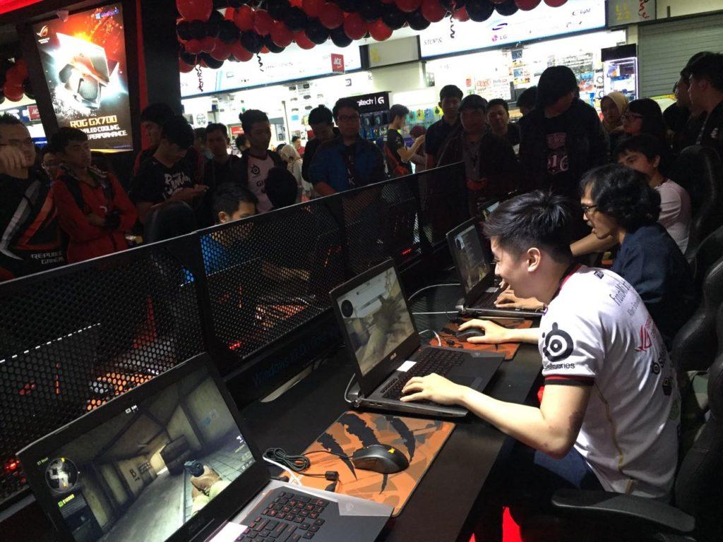 ASUS ROG Store: Rumah Gamer dan Komunitas Kreatif Urang Bandung