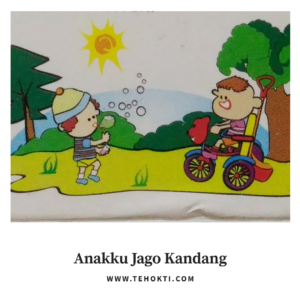 Anakku Jago Kandang