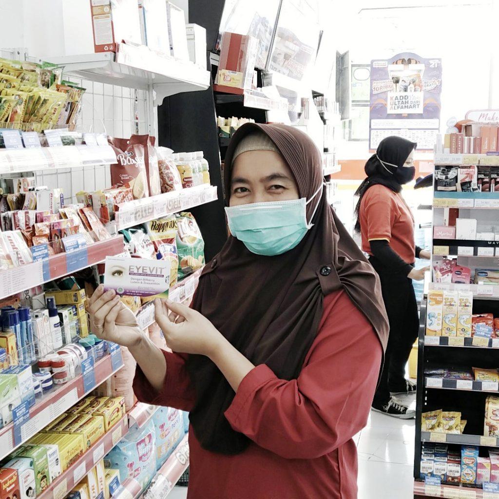 Vitamin mata di Alfamart