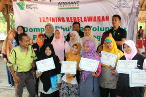Pemberdayaan (TKI Purna) Perempuan: Oleh dan untuk Buruh Migran Beserta Keluarganya
