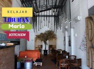Liburan Akhir Pekan dan Belajar di Marlo Kitchen by Chef Norman