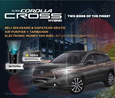 Toyota Corolla Cross sumber gambar Auto2000.co.id