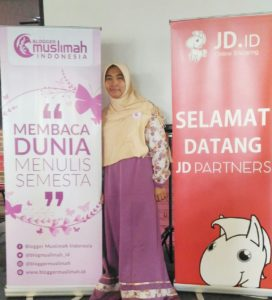 Meet Up Blogger Muslimah