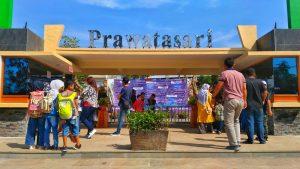 Wajah Baru Taman Prawatasari Cianjur