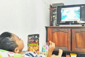 Makaroni Brayy Cemilan Khas Bandung