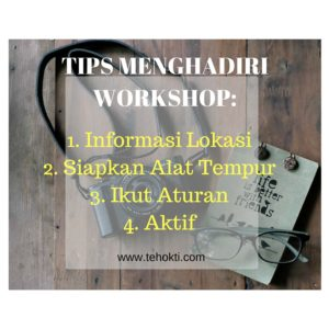 Tips Blogger Menghadiri Workshop dan Talkshow