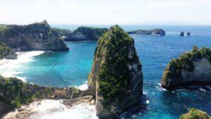 Akhirnya, Akhir Tahun Keluarga Petualang Liburan ke Nusa Penida